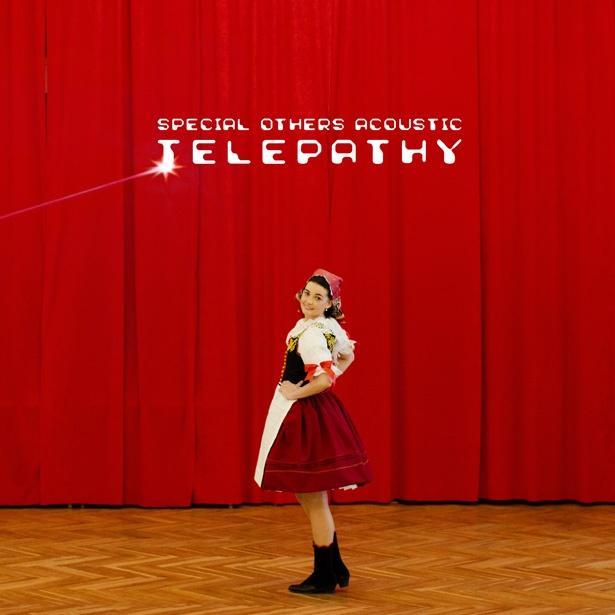 発売中のnew album 『Telepathy』発売中のnew album 『Telepathy』