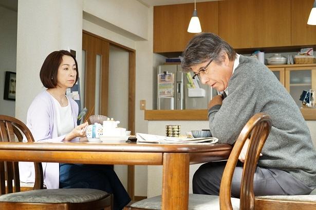 【写真を見る】約40年ぶりの共演! 草刈正雄と原田美枝子が夫婦役に