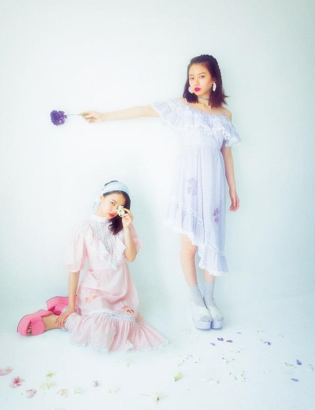 山本舞香「Jasmine & Violet」企画