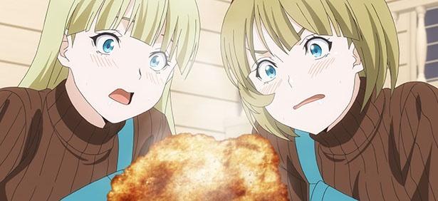「食戟のソーマ 餐ノ皿」第18話のカットが到着。熊肉料理で創真VS新十傑・葉山戦!
