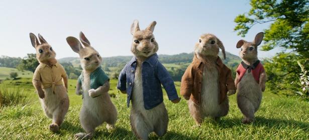 千葉雄大が声を当てたウサギのピーターたちが愛嬌たっぷり!