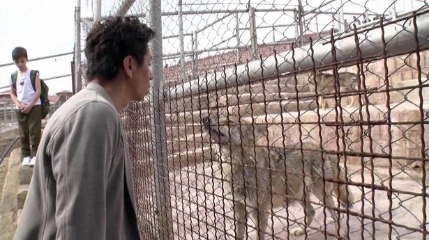 保阪尚希はイラン有数の不動産王・ヌリ氏の別荘を訪れる