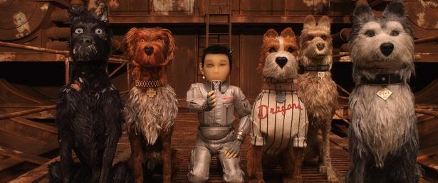 『犬ヶ島』は5月25日(金)から公開