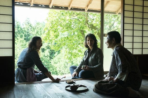 本作が、世界中で高い評価を得る河瀬直美監督の長編劇映画10作目となる