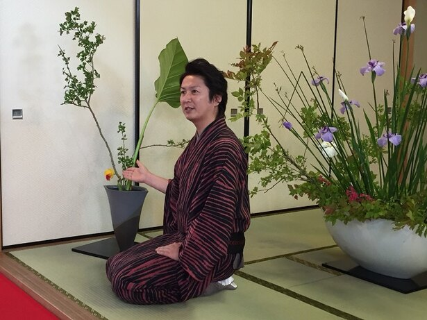 IKENOBOYSのメンバー・藤井真は華道歴15年