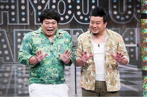 【写真を見る】M-1グランプリセミファイナリスト・大自然も登場!