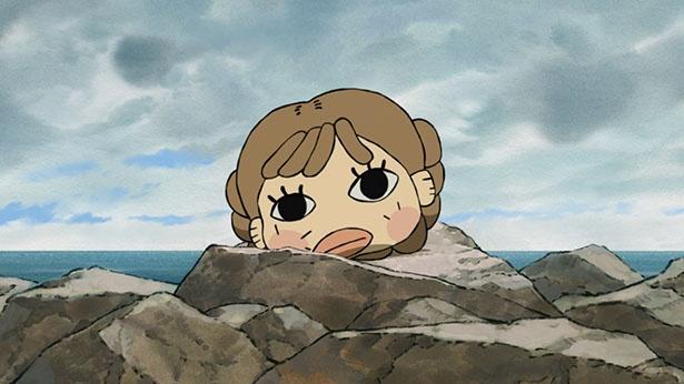 「ひそねとまそたん」第6話の先行カットが到着。ひそねたちが島の秘密に気づき!?
