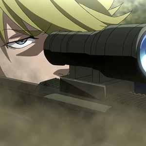 「重神機パンドーラ」第8話の先行カットが到着。連続狙撃事件にB.R.A.I関与の疑い?