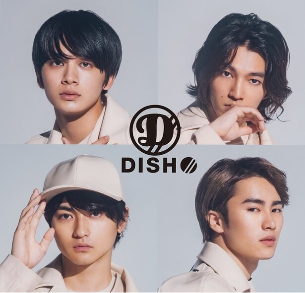 DISH//の北村匠海、矢部昌暉、泉大智、橘柊生(写真左上から時計回り)