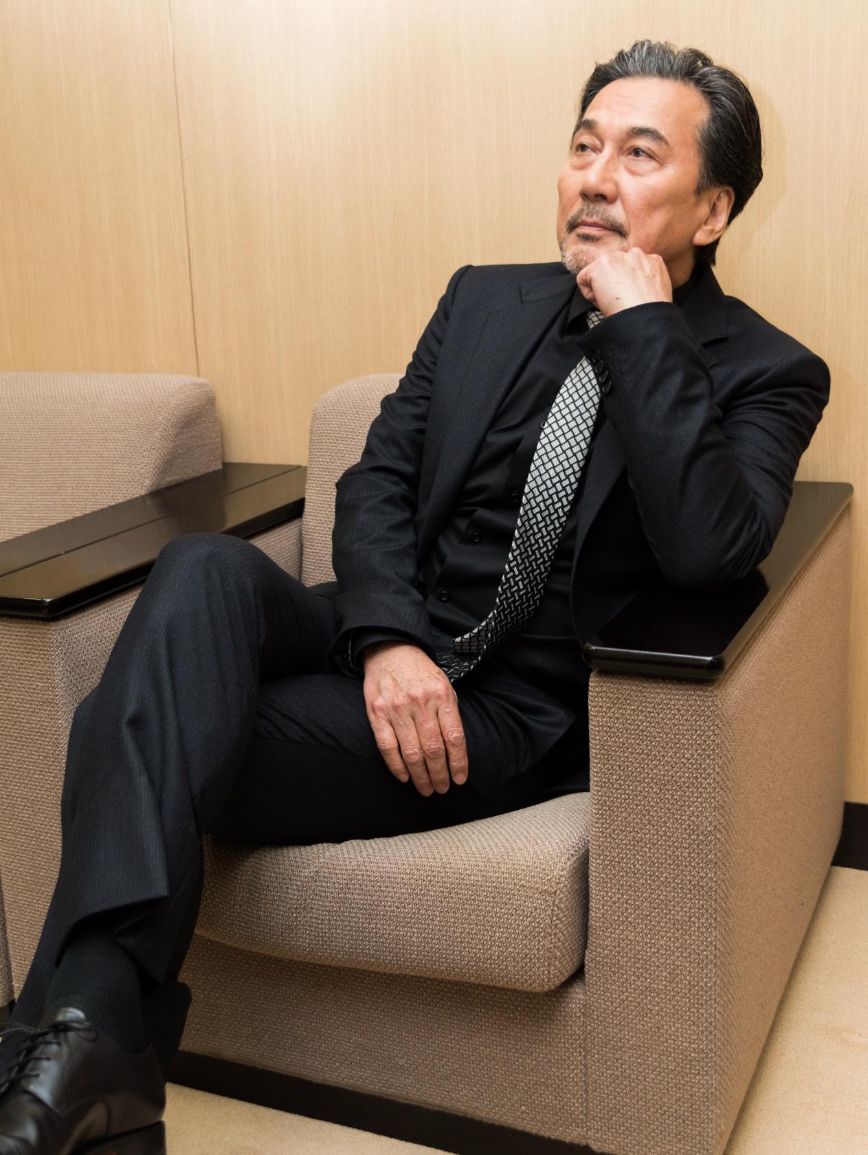 松坂桃李への期待を語った役所広司