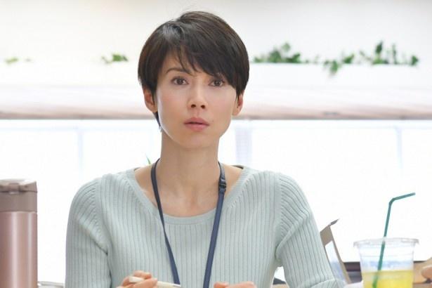 「あなたには帰る家がある」(TBS系)で主演を務める中谷美紀