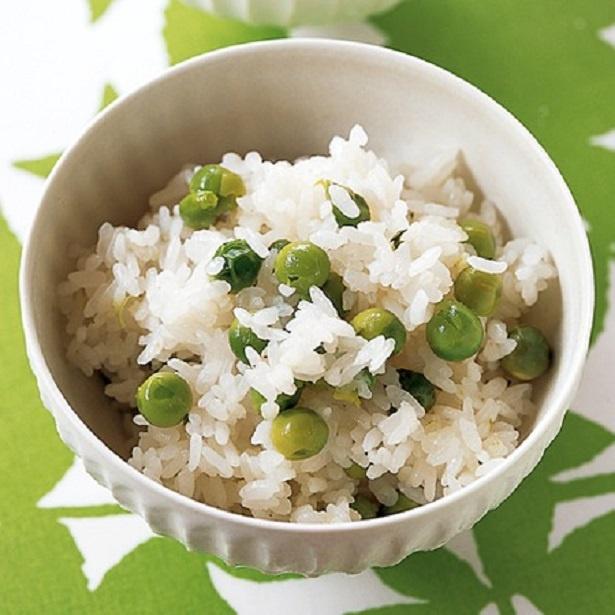 味つけは塩だけ。豆の甘さと香りが引き立ち、なんともいえないおいしさです