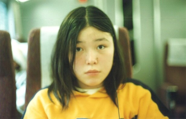 まるでCMの美少女! 12歳のころの尼神インター・誠子