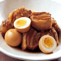 「豚の角煮」でストレス解消しながら作り置き