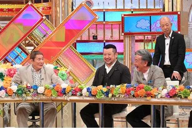 「世界がザワついた(秘)映像 ビートたけしの知らないニュース」に高田純次がゲストで登場!
