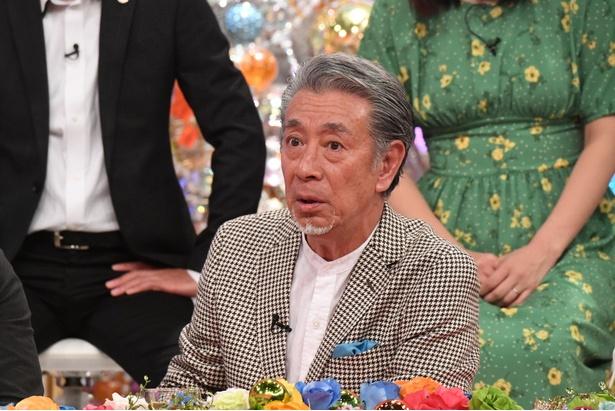 高田は、「いろいろな方向性の映像があって面白かった」と番組を堪能!