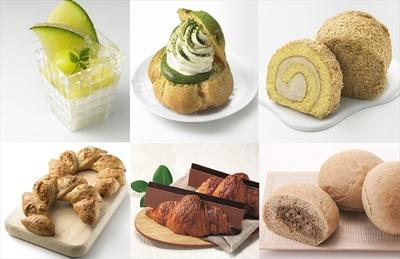 小田急百貨新宿のハルクフード創業を記念して、有名ショップのタッグ商品が登場
