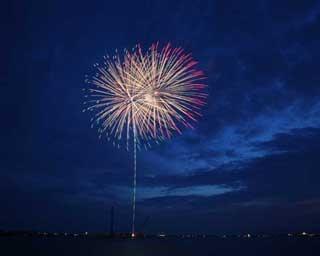 今年の「港まつり花火大会(和歌山市)」は7月22日(日)に開催