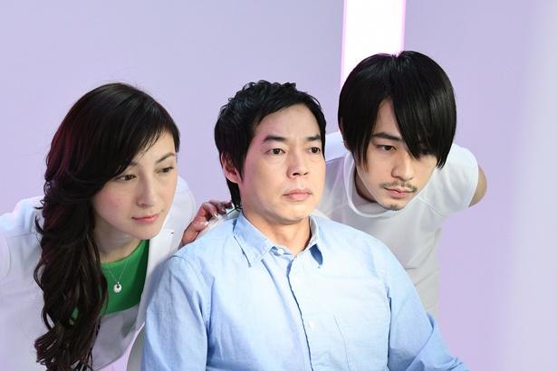 公開中の「ラブ×ドック」より、今田耕司の場面カットが到着!
