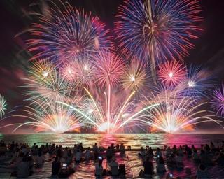 花火×音楽×グルメ!ラグーナビーチで次世代型フェス開幕!!