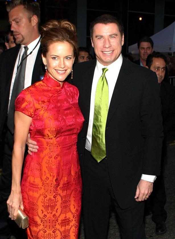 2004年、50歳のトラボルタと41歳のケリー