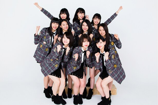 「全日本国民的美少女コンテスト」ファイナリストで結成されたオスカープロモーションの次世代ユニット「X21」