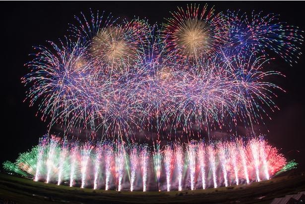 世界最高峰の花火師が一堂に会する花火大祭が開催決定!