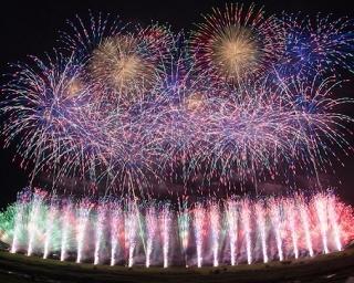 世界最高峰の花火師が集結!「東京花火大祭〜EDOMODE〜」開催決定