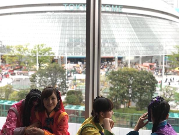 東京ドーム公演のリハーサルは「順調」と報告