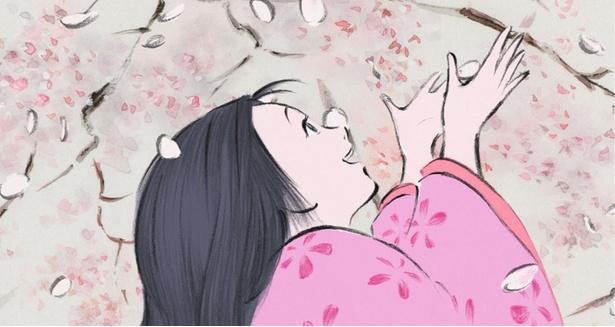 金曜ロードSHOW!で5月18日(金)放送される映画「かぐや姫の物語」