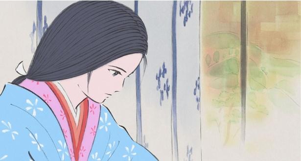 映画「かぐや姫の物語」より