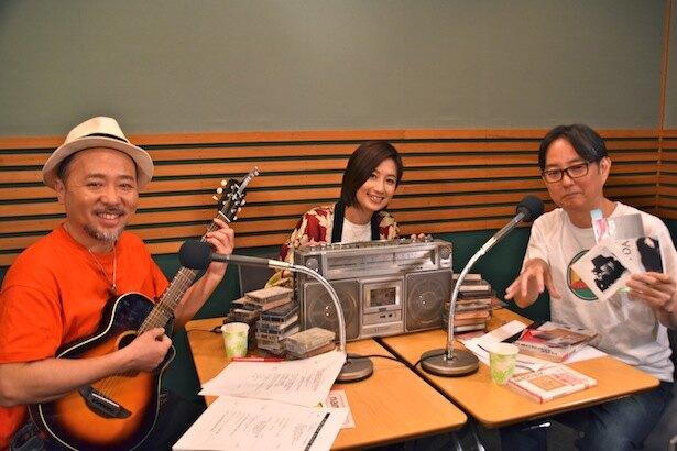 選曲を担当したのはスージー鈴木
