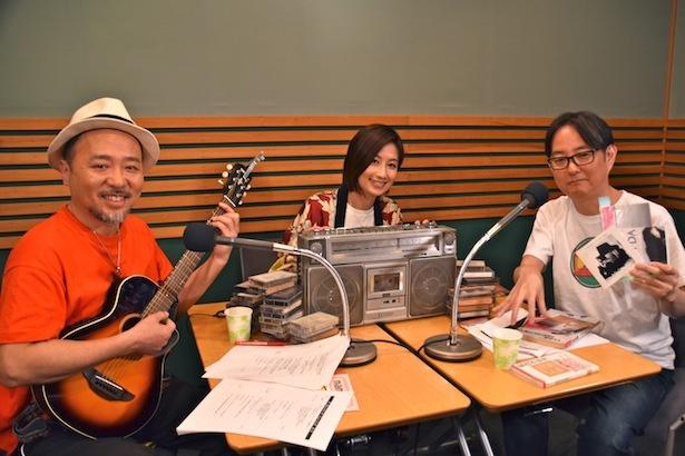 マキタスポーツは、松任谷由実がパーソナリティを務めるラジオに出演した時のエピソードを披露