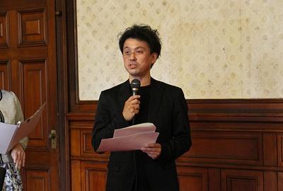 キャストに関して語る、制作統括のNHK京都放送局 放送部 寺岡環氏