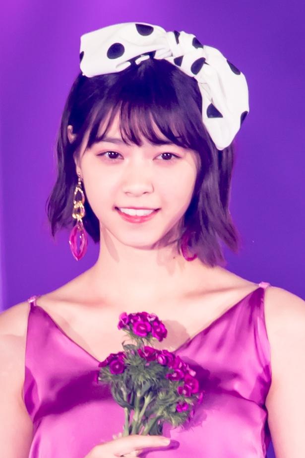 乃木坂46・西野七瀬(Rakuten GirlsAward 2018 SPRING/SUMMER)
