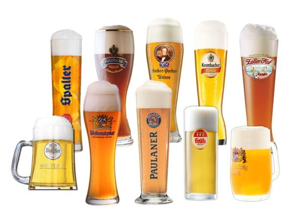 【写真を見る】本場の樽生ドイツビールなど約60種類のビールが集結