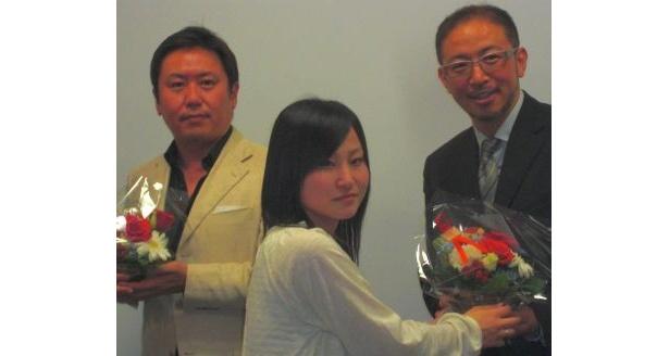 総監督・武内英樹氏(左)とプロデューサー・若松央樹氏(右)