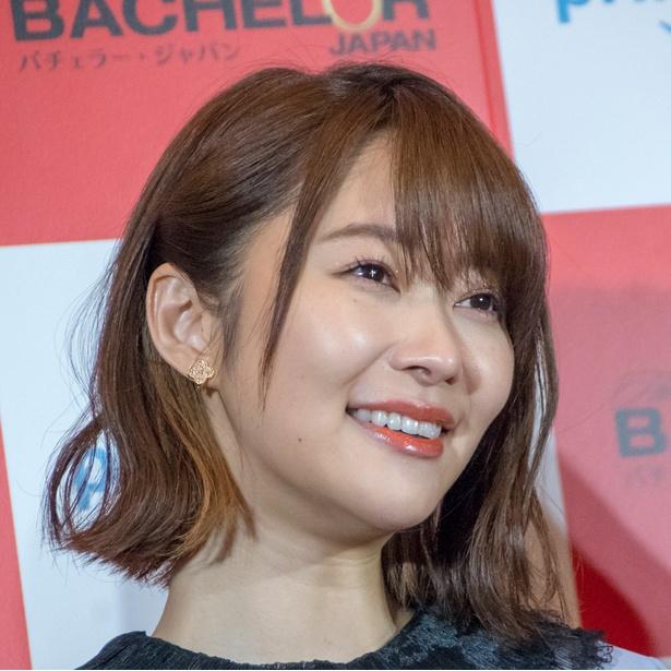 「バチェラー・ジャパン」シーズン2配信記念記者発表会より