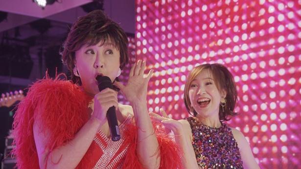 小林幸子が「Anison Days」に出演。アニソンの名曲をスタジオで歌唱する