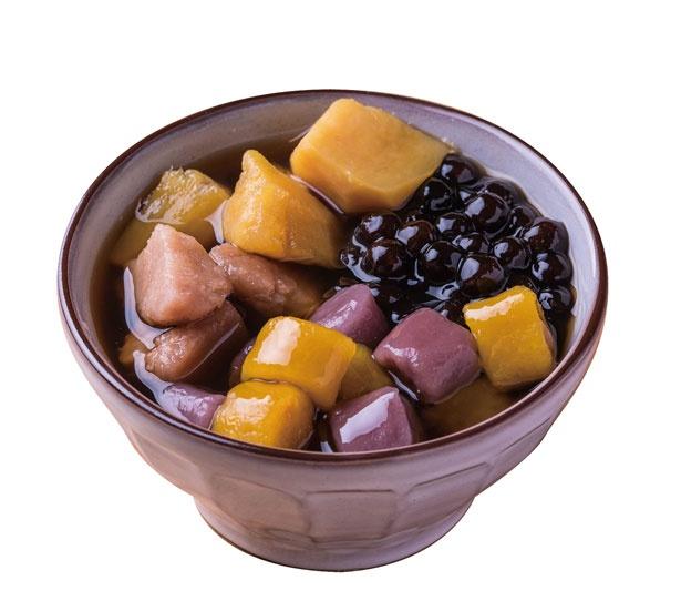 「芋圓 芋満足」(896円)/台湾甜商店
