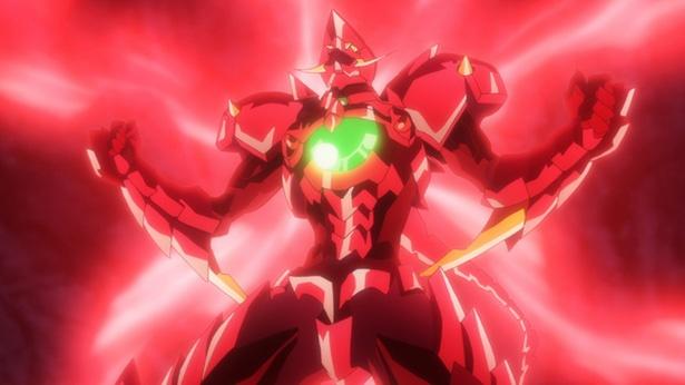 「ハイスクールD×D HERO」第6話の先行カットが到着。下着姿のリアスのおっぱいをつつく!?