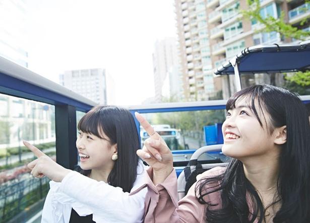 「見て!福岡タワー!!」