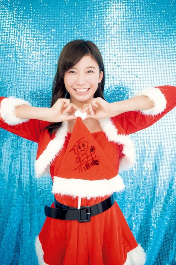 ファースト写真集「ぐらでーしょん」を発売した小倉優香