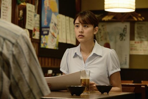 益田の元恋人で雑誌編集者の杉本清美(山本美月)