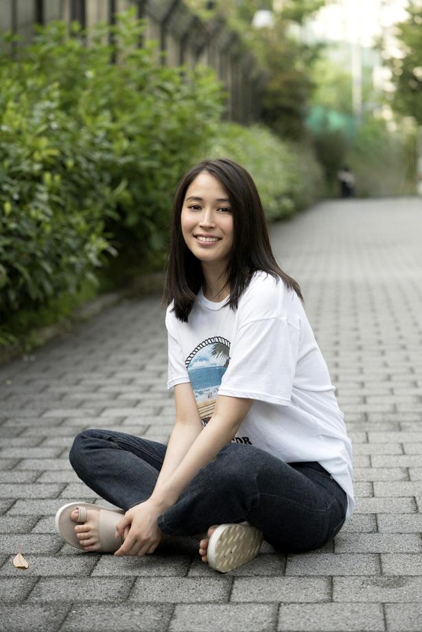 「OCEANS」2018年7月号に登場した広瀬アリス