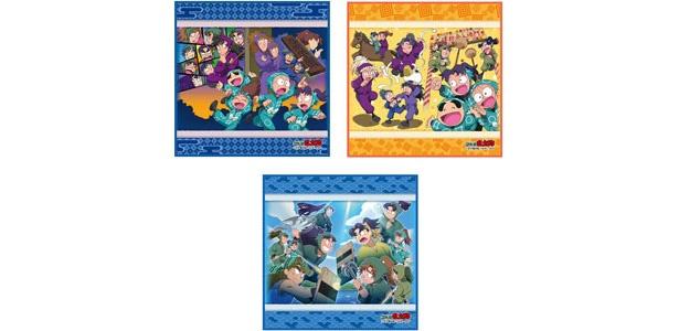 Newtype×TSUTAYA・animegaのコラボ企画に、TVアニメ放送25周年を迎えた「忍たま乱太郎」が登場!