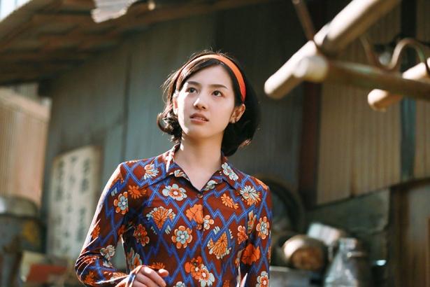 真木よう子、井上真央とともに三姉妹を演じた桜庭ななみ(『焼肉ドラゴン』)