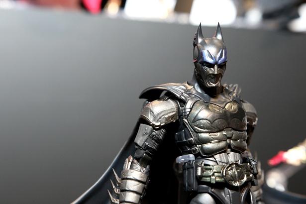 メタリックな塗装がかっこいいバットマン