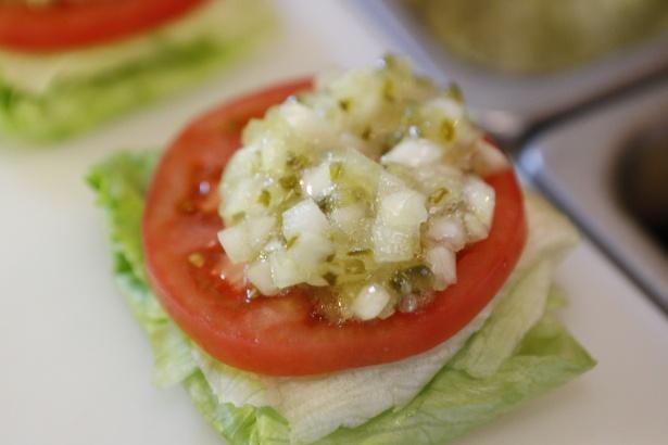 レタスのたたみ方など美しく積まれた野菜