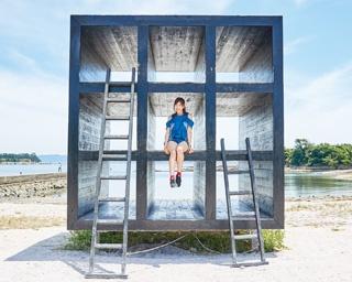 佐久島アートを代表する作品の1つ「おひるねハウス」